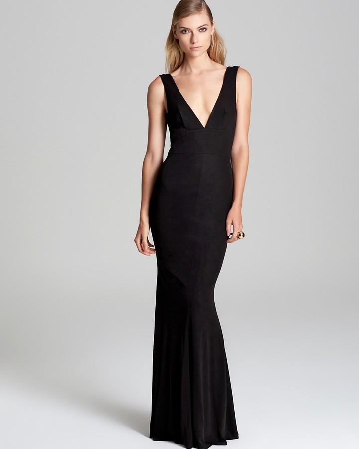 ABS by Allen Schwartz Evening Dresses - ShopStyle Australia