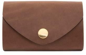 Ezra Arthur Leather Snap Pouch