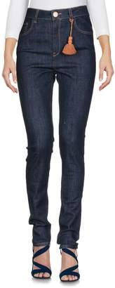 Alysi Denim pants - Item 42668599WQ