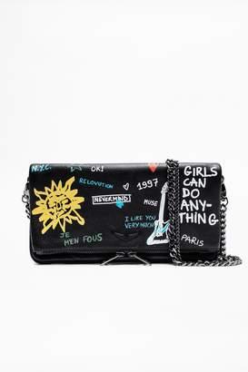 Zadig & Voltaire Rock Tag Bag
