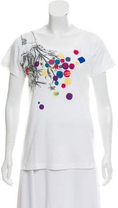 Kenzo Short Sleeve Graphic T-shirt