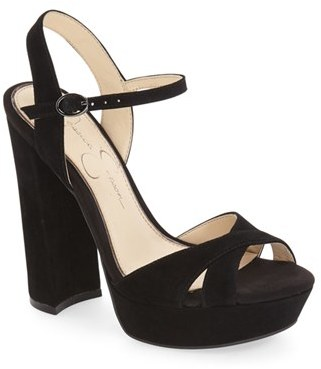 Jessica Simpson 'Naidine' Platform Sandal (Women) $97.95 thestylecure.com