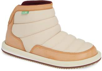 Sanuk Puff N Chill Boot