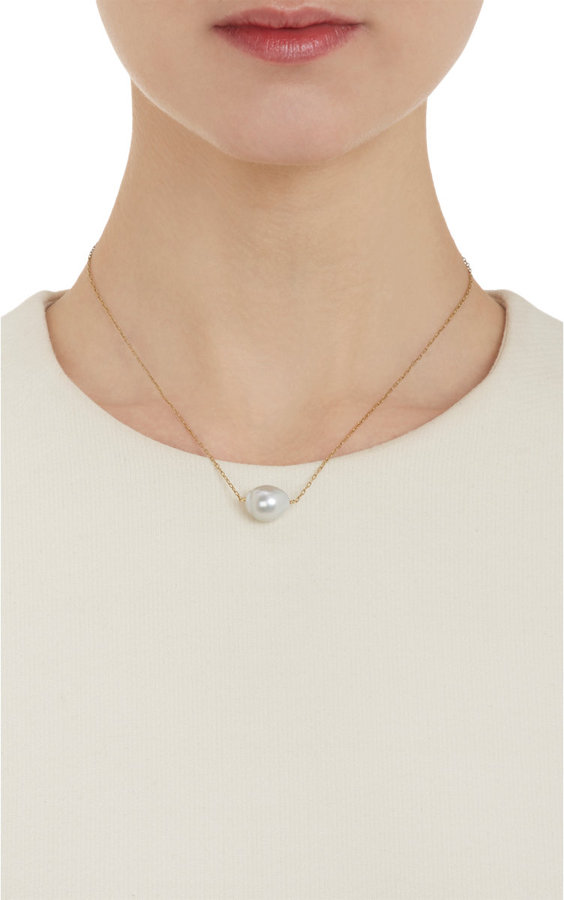 Ten Thousand Things Tahitian Pearl Necklace