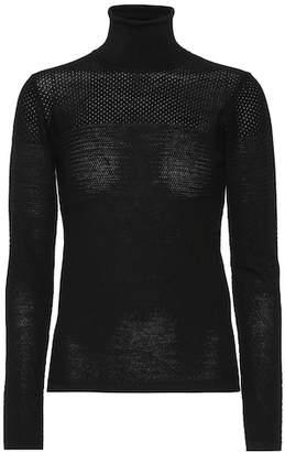 Salvatore Ferragamo Wool turtleneck sweater