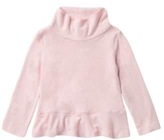 Joe Fresh Peplum Knit Top (Toddler & Little Girls)