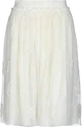 Blugirl Knee length skirts - Item 35408375BO