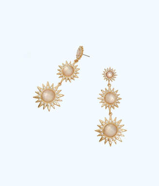 Lilly Pulitzer Star Of The Sea Earrings