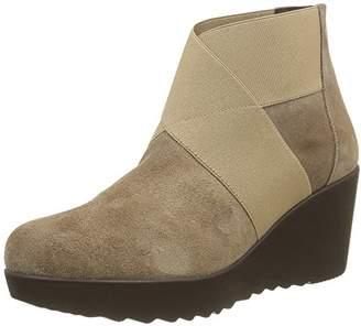 Studio Paloma Women's 19455 Boots Brown Size: 4