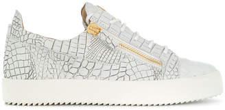 Giuseppe Zanotti Design Frankie laceless sneakers