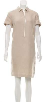 Loro Piana Linen Shift Dress