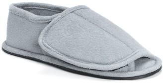 Muk Luks Men's Adjustable Open-Toe Slippers