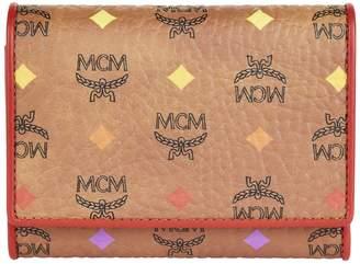 MCM Spektrum Visetos Flap Wallet