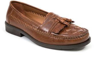 Deer Stags Men's Herman Classic Dress Comfort Kiltie Tassel Loafer Men's Shoes