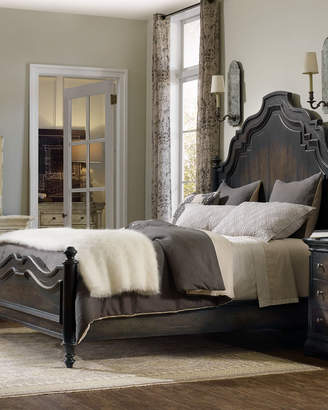 Hooker Furniture Annibale California King Panel Bed