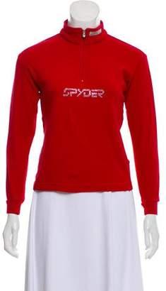 Spyder Long Sleeve Athletic Top