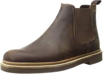 Clarks Men's Bushacre Up Mid Calf Boots