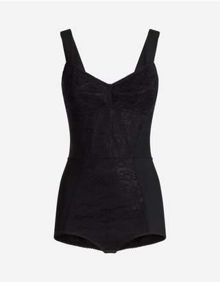 Dolce & Gabbana Corset Bodysuit