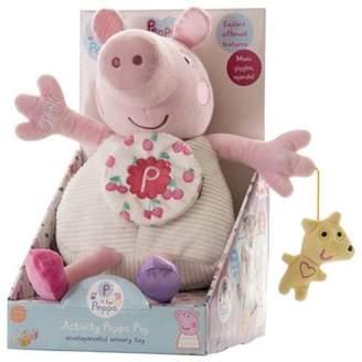 Peppa Pig Activity 25Cm Soft Toy
