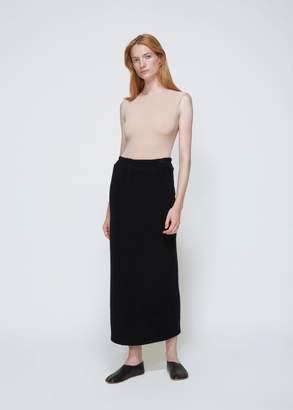 MM6 MAISON MARGIELA Back Slit Knit Skirt
