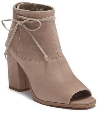 Seychelles Triple Threat Open Toe Bootie