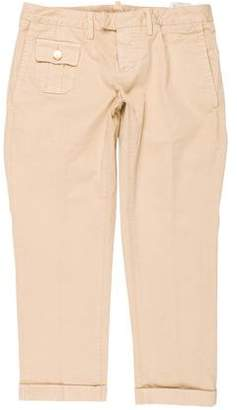 DSQUARED2 Low-Rise Cropped Pants w/ Tags