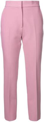 MSGM straight leg trousers