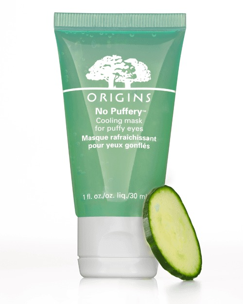 No PufferyTM Cooling Mask for Puffy Eyes