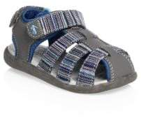 See Kai Run Baby's& Toddler's Cyrus Webbing Active Runner Sandals