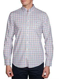 Gant The Broadcloth Gingham Regular Shirt