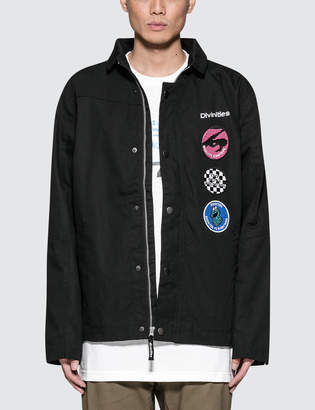 Divinities Patches Work Jacket
