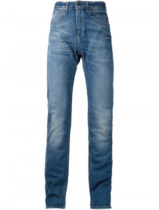 Levi five pocket design jeans $158 thestylecure.com