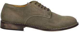 Leather Crown Lace-up shoes - Item 11737786ND