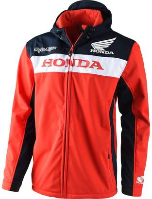 Lee Troy Designs Honda Tech Mens Jacket Red XL
