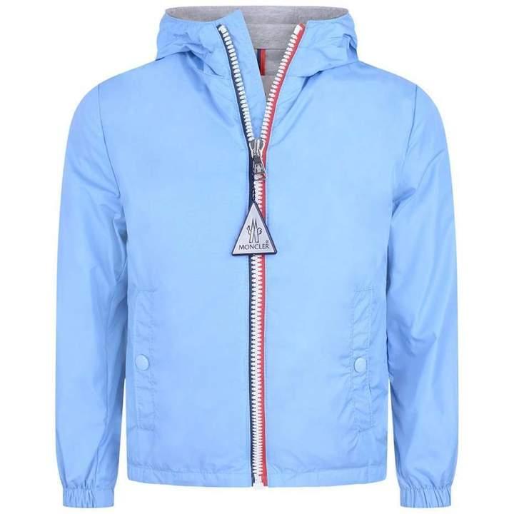 MonclerBoys Blue New Urville Jacket