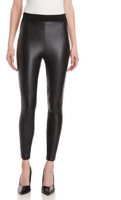 Karen Millen Faux Leather Paneled Leggings