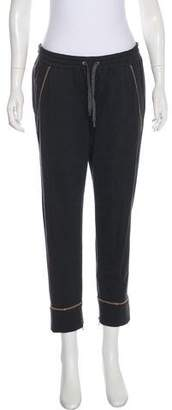 Brunello Cucinelli Monili-Accented Lounge Pants