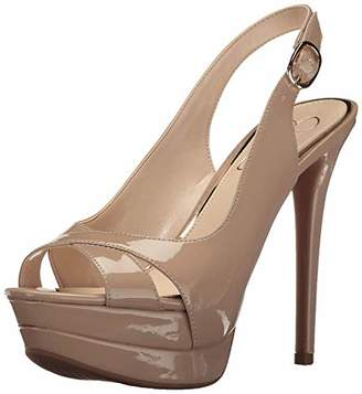 Jessica Simpson Women's Willey Heeled Sandal