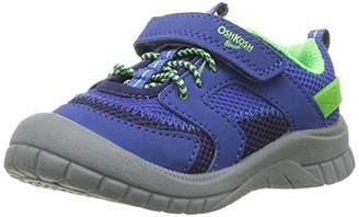 Osh Kosh Lago Boy's Mesh Bumptoe Sneaker