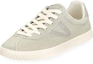 Tretorn Camden Denim Low-Top Sneakers