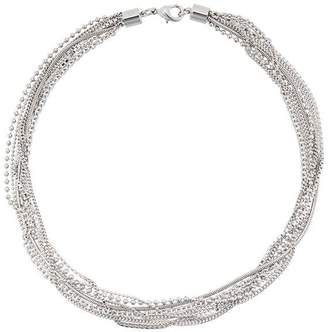 MM6 MAISON MARGIELA multichain necklace