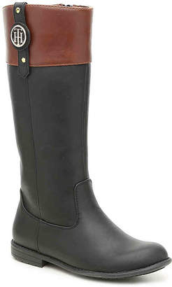 Tommy Hilfiger Andrea Toddler & Youth Riding Boot - Girl's