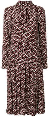 DAY Birger et Mikkelsen La Doublej Domino Rosa shirt dress