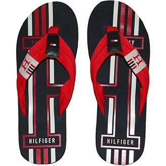 0fd947baccbe37 Tommy Hilfiger Flip Flops Men - ShopStyle UK