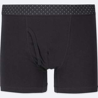 Uniqlo Men's Supima Cotton Boxer Briefs