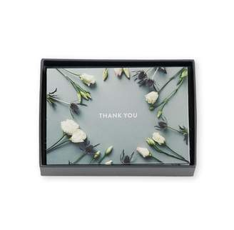 Pierre Belvedere THANK YOU CARDS ROUND FLORAL