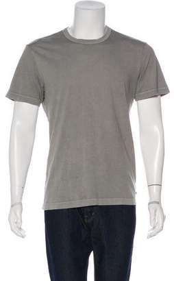 James Perse Short Sleeve Crew Neck T-Shirt
