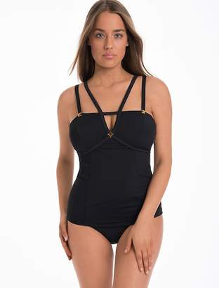 Miraclesuit Amoressa by Diamonds Are Forever Roxy Tankini Swim Top