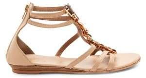 Matisse Didi Embellished Leather Sandals