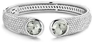 Ti Sento Milano Rhodium Plated Sterling Silver Bracelet of Length 2860GG